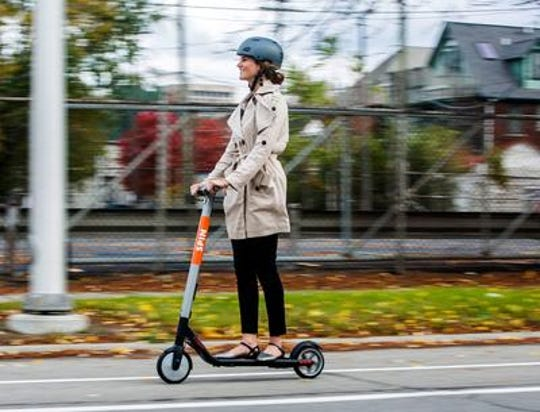 Spin, a scooter operator in Nashville, has made a separate recommendations on operations in the city that have been scrutinized.