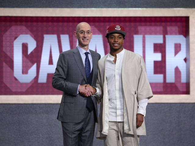 Darius Garland: Cleveland Cavaliers pick Vanderbilt guard in NBA Draft
