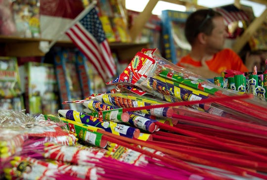 Fireworks are a fun part of the Fourth of July holiday, but they must be handled with care.