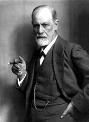 "Sigmund Freud, ""Father of Psychiatry"""