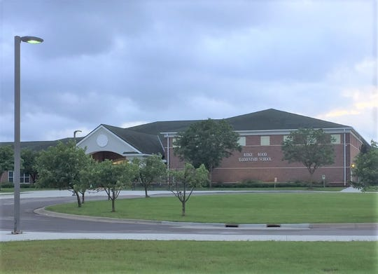 Ridge Wood Elementary School sits approximately one mile east of the landfill.