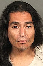 Deputies say Christopher Franco, 43, of Indio, was the man who robbed banks on Friday, June 14, 2019, and Monday, June 17, 2019. Both banks were in Palm Desert.