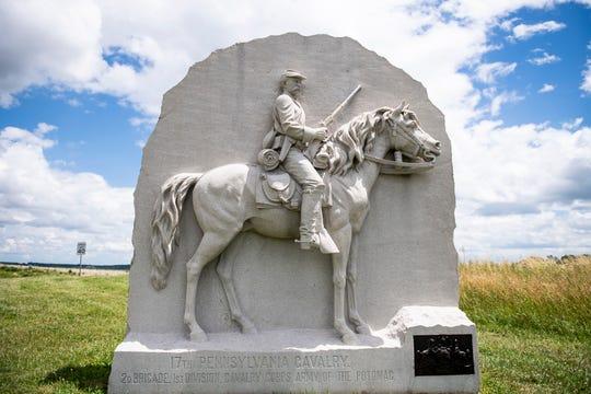 17th Pennsylvania Volunteer Cavalry Regiment.