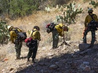 Woodbury Fire hits 66,000 acres; community meeting set for Friday evening