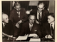 Arizona Sen. Ernest McFarland, known for his role in passing the GI Bill after World War II, also advocated to extend the law's benefits to veterans of future conflicts.
