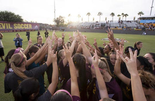 ASU's soccer team is traveling to Mexico on June 22-30 and will play three matches including against two professional teams.