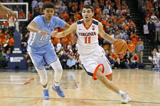 The Phoenix Suns drafted Virginia's Ty Jerome and North Carolina's Cameron Johnson in the 2019 NBA draft. NBA pundits were not impressed.