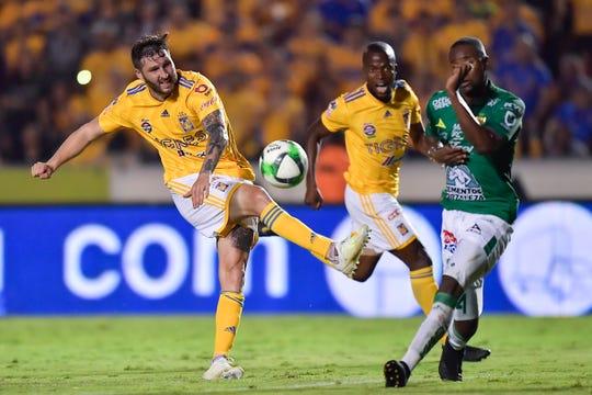 la revancha de la Final entre Tigres y León se dará en la Fecha 8, 31 de agosto.
