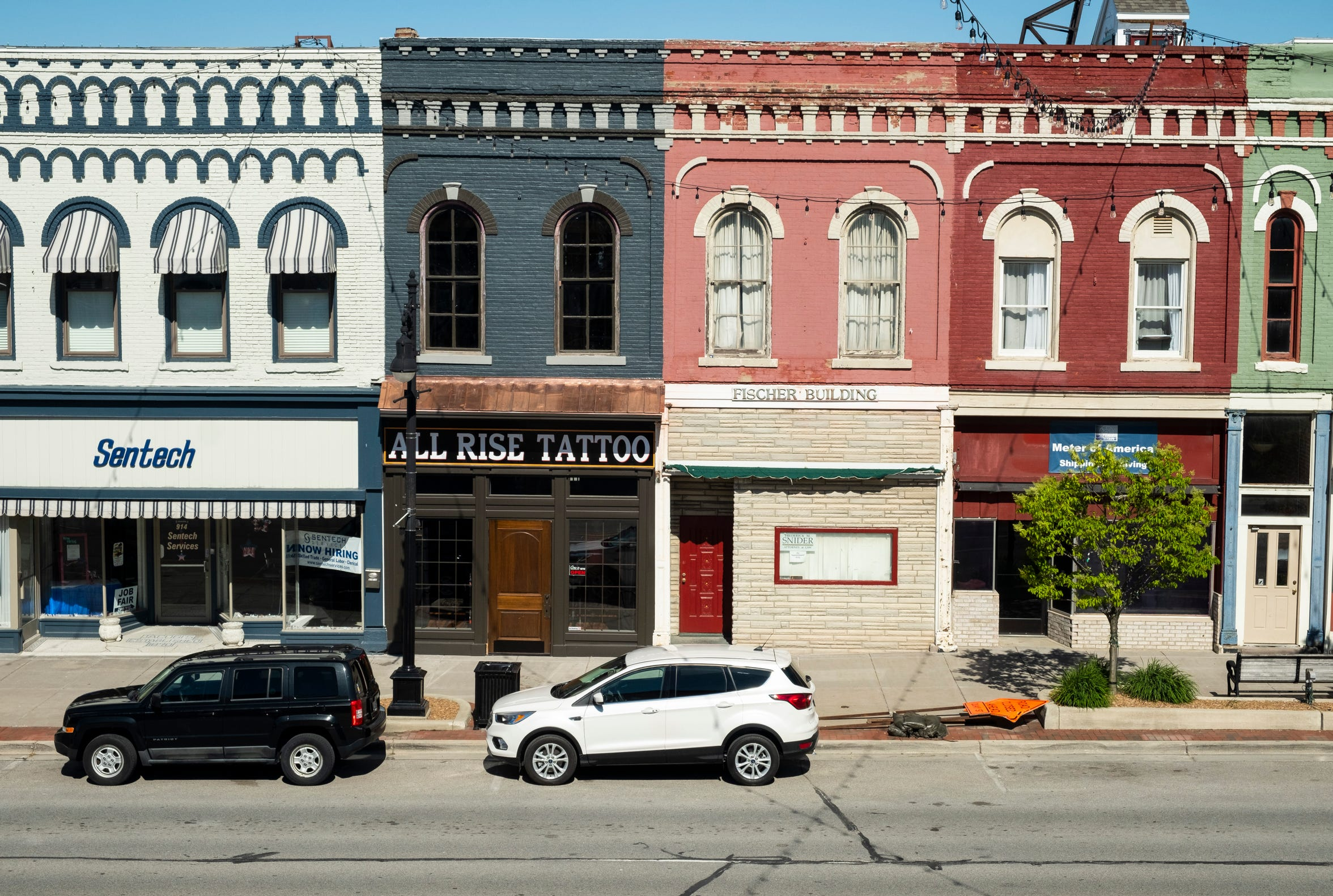 All Rise Tattoo has opened at 916 Military Street in downtown Port Huron.