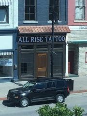 All Rise Tattoo has opened on Military Street in downtown Port Huron.