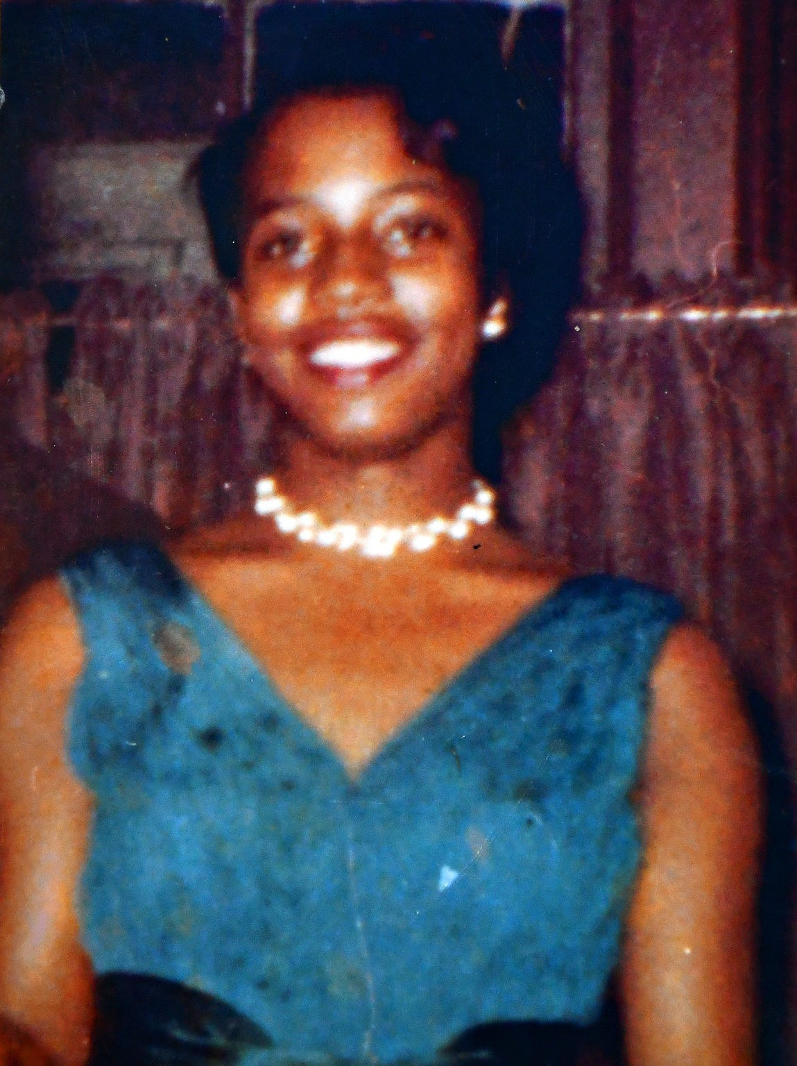 Lillie Belle Allen, 27, a mother of two, was shot and killed while visiting family in York during the York Riots on July 21, 1969.  Submitted photo