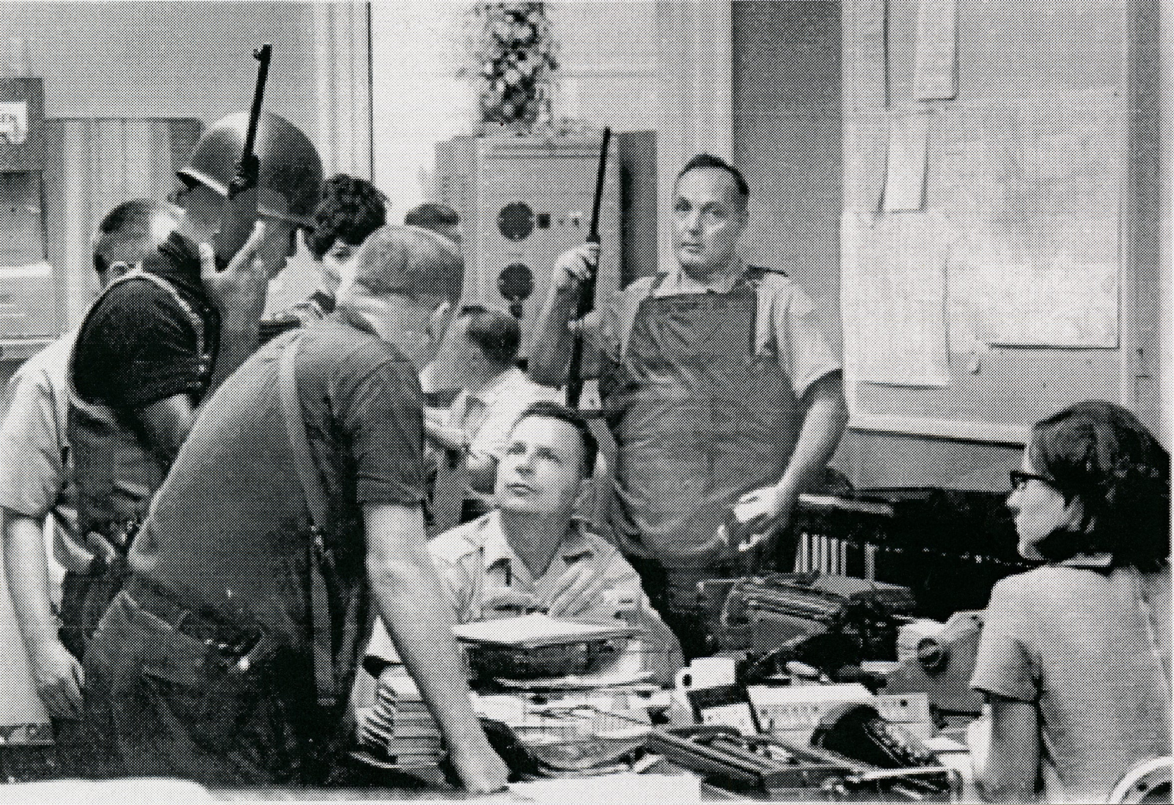 York Riots 1969