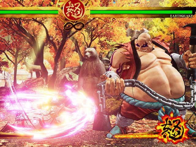 Samurai Shodown 2019 Review Tenha Fujin Zan Technobubble Kof 95 kof 2000 kof neowave. samurai shodown 2019 review tenha