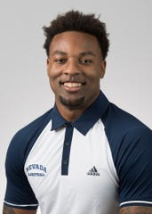 Nevada alum Jordan Caroline signed with the Los Angeles Lakers as a free agent.