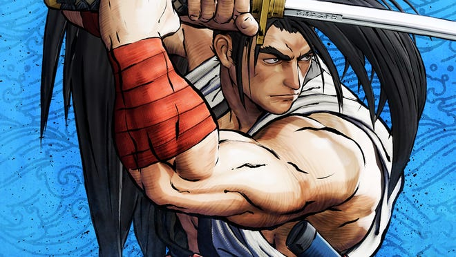 Haohmaru in Samurai Shodown (2019) for PS4 and Xbox One.