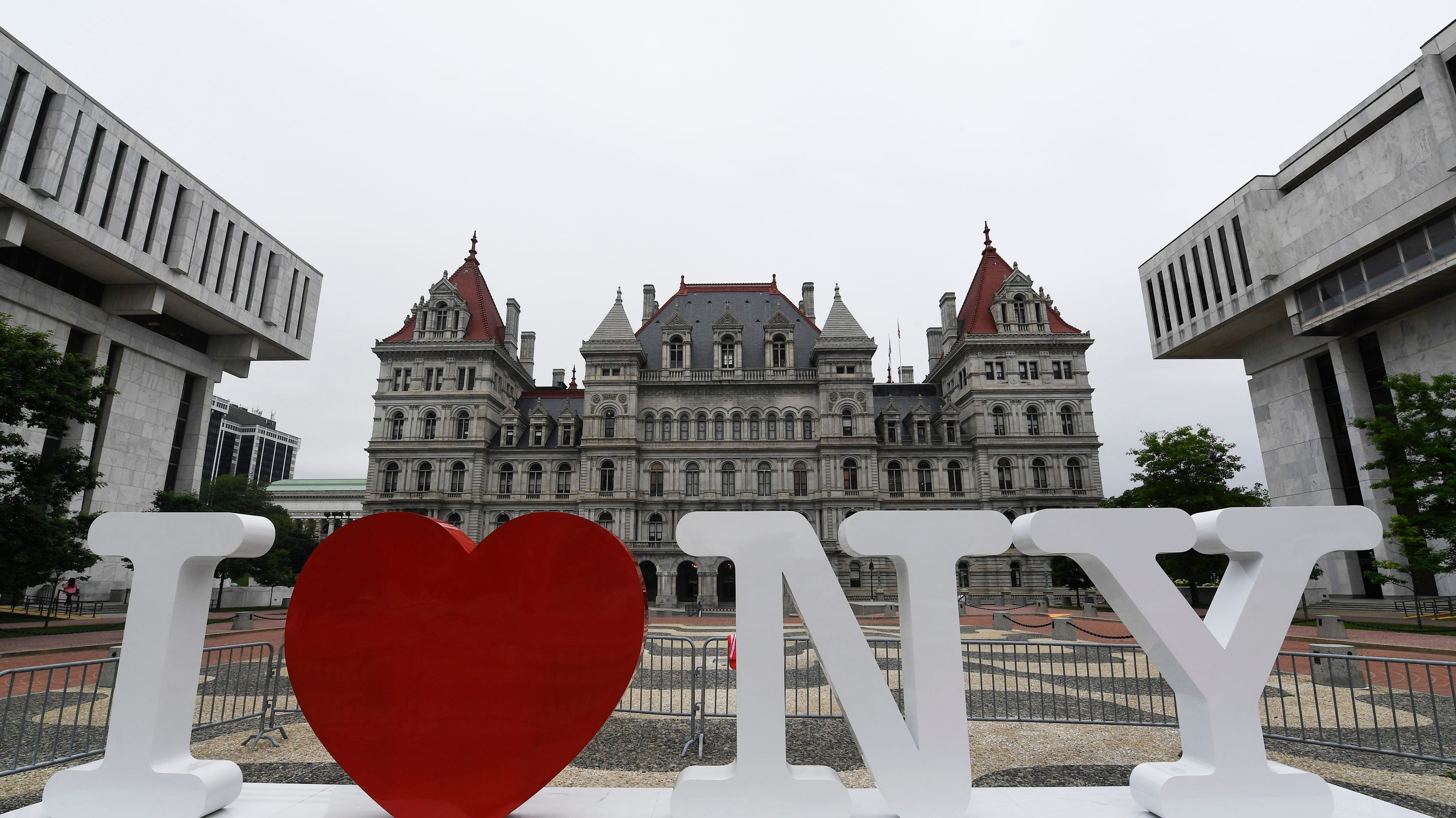 20 major laws passed at the New York State Capitol this year
