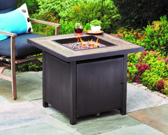Fun and functional, firepits provide ambient light as the sun goes down, warmth on brisk evenings, and a perfect place for roasting marshmallows anytime.