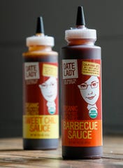 The Date Lady Barbecue Sauce is a new product this summer.