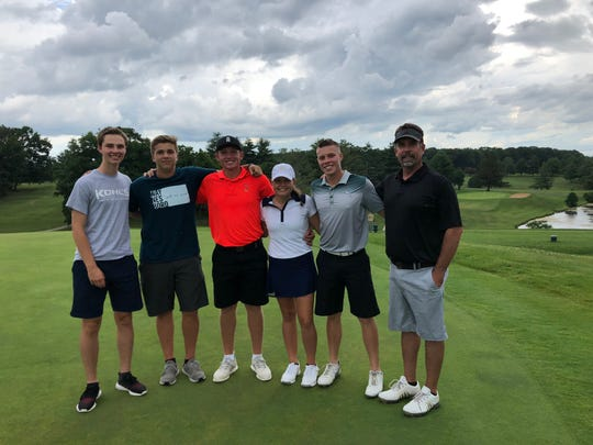Wilson Memorial High School golfers  Madison Flint, Ryan Ingersoll, Grayson Wright, Jacob Sears and Noah Hughes will compete in the 2019 High School Golf National Invitational in Orlando June 26-28, 2019.