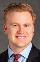 Nathan Worley, new market chief strategy officer for The Hospitals of Providence.