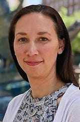 Amy McQuillen, new operations manager at the El Paso Downtown Management District.