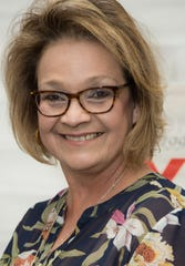 Marcella Van Hoove, new Ysleta Education Foundation board president.