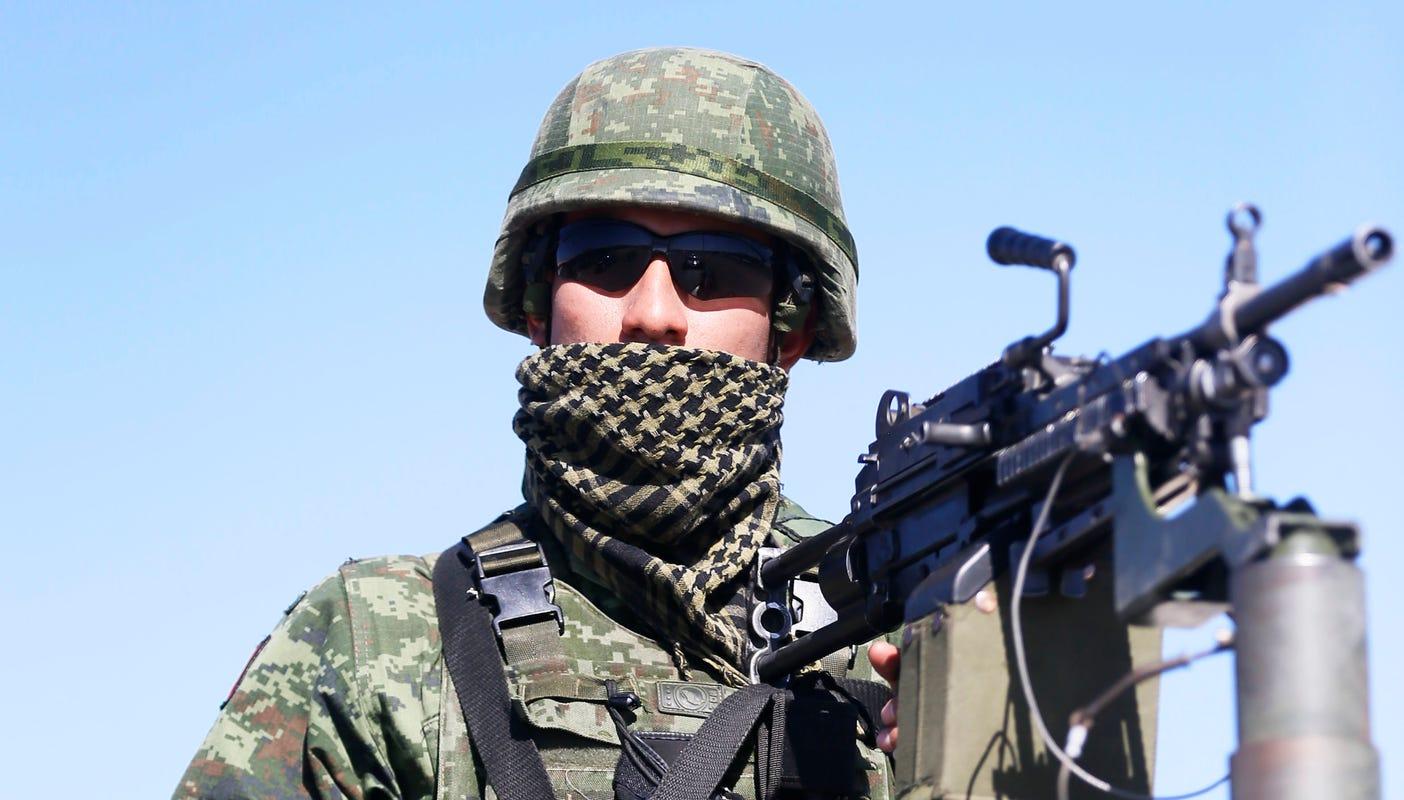 Noel 'El Flaco' Salgueiro, reputed cartel lieutenant to 'Chapo' Guzman, jailed in El Paso