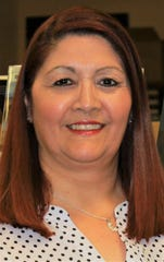 Norma Martinez, interim director of the city of El Paso libraries.