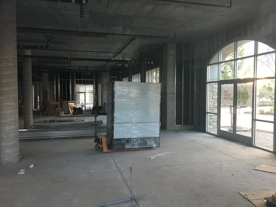 Rori's Artisanal Creamery, Freda's Pizza & Woodfired Kitchen, Topa Topa Brewing Co. and an unnamed tenant will share this 4,100-square-foot space at The Mark in Old Town Camarillo. A separate suite will be occupied by the Ventura-based bakery Cafe Ficelle.