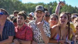 Firefly kicked off Friday with beautiful weather after a stormy night shut down campground pre-parties.