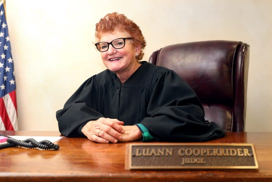 Perry County Judge Luann Cooperrider is hosting an expungement clinic on July 2.