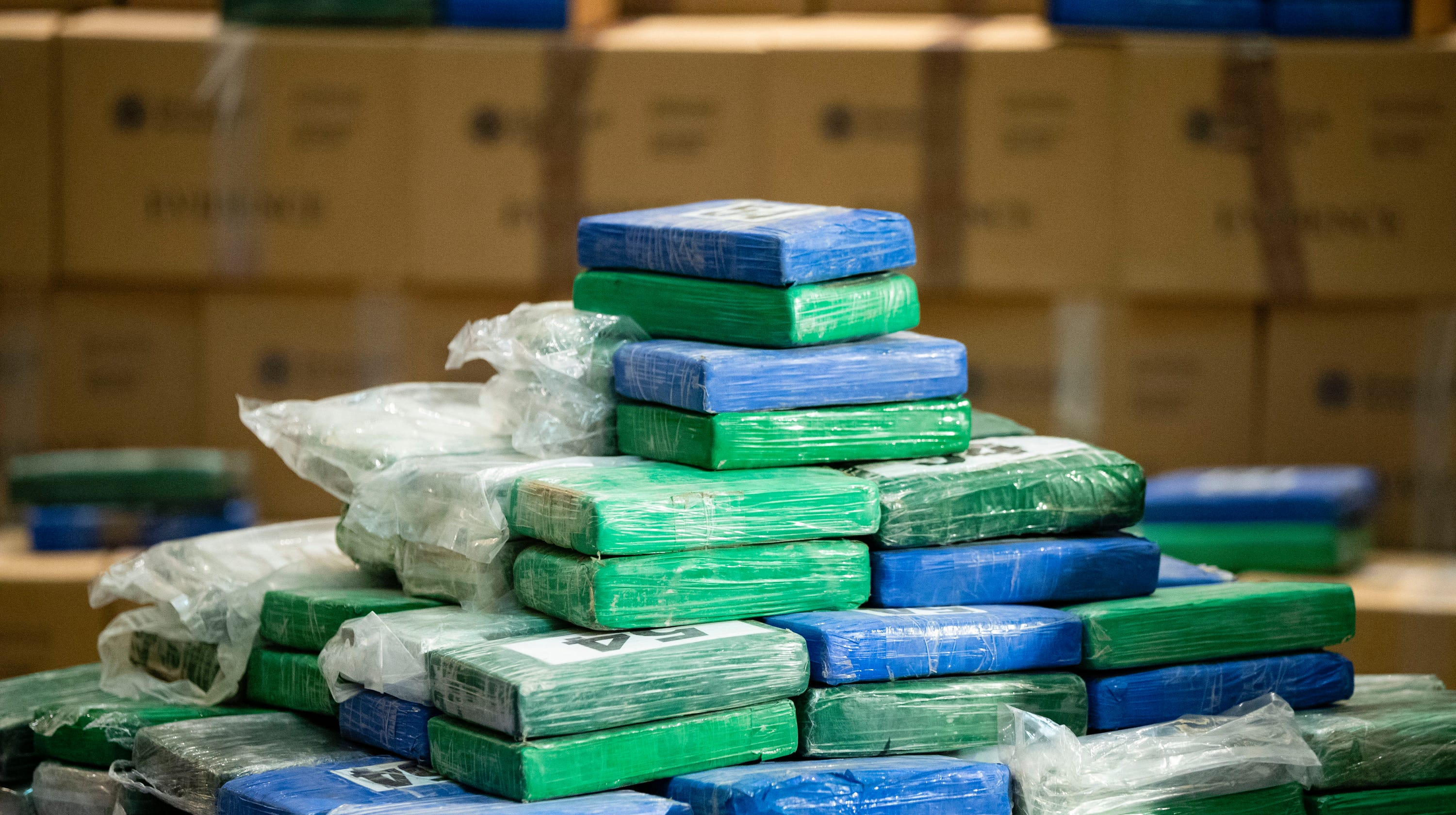 Philadelphia drug bust is largest cocaine haul in U S  history