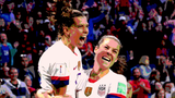 SportsPulse: USA TODAY Sports' Nancy Armour breaks down the USWNT's dominant win over Sweden in the final group game that should put the rest of the world on notice: If the Americans keep playing like this, everyone else is playing for second.