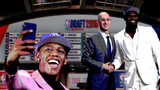 SportsPulse: A few months ago, Zion Williamson and RJ Barrett were teammates at Duke. Now they're top NBA draft picks offering hope to franchises that haven't had it in quite some time.