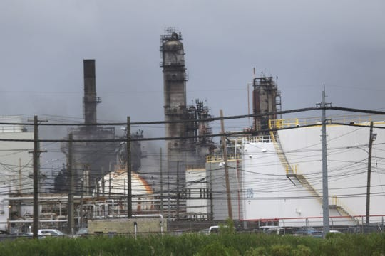 A fire in a vat of butane is linked to an explosion at the Philadelphia Energy Solutions Refining Complex.