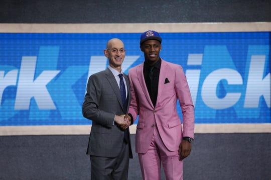 No. 3: RJ Barrett, New York Knicks
