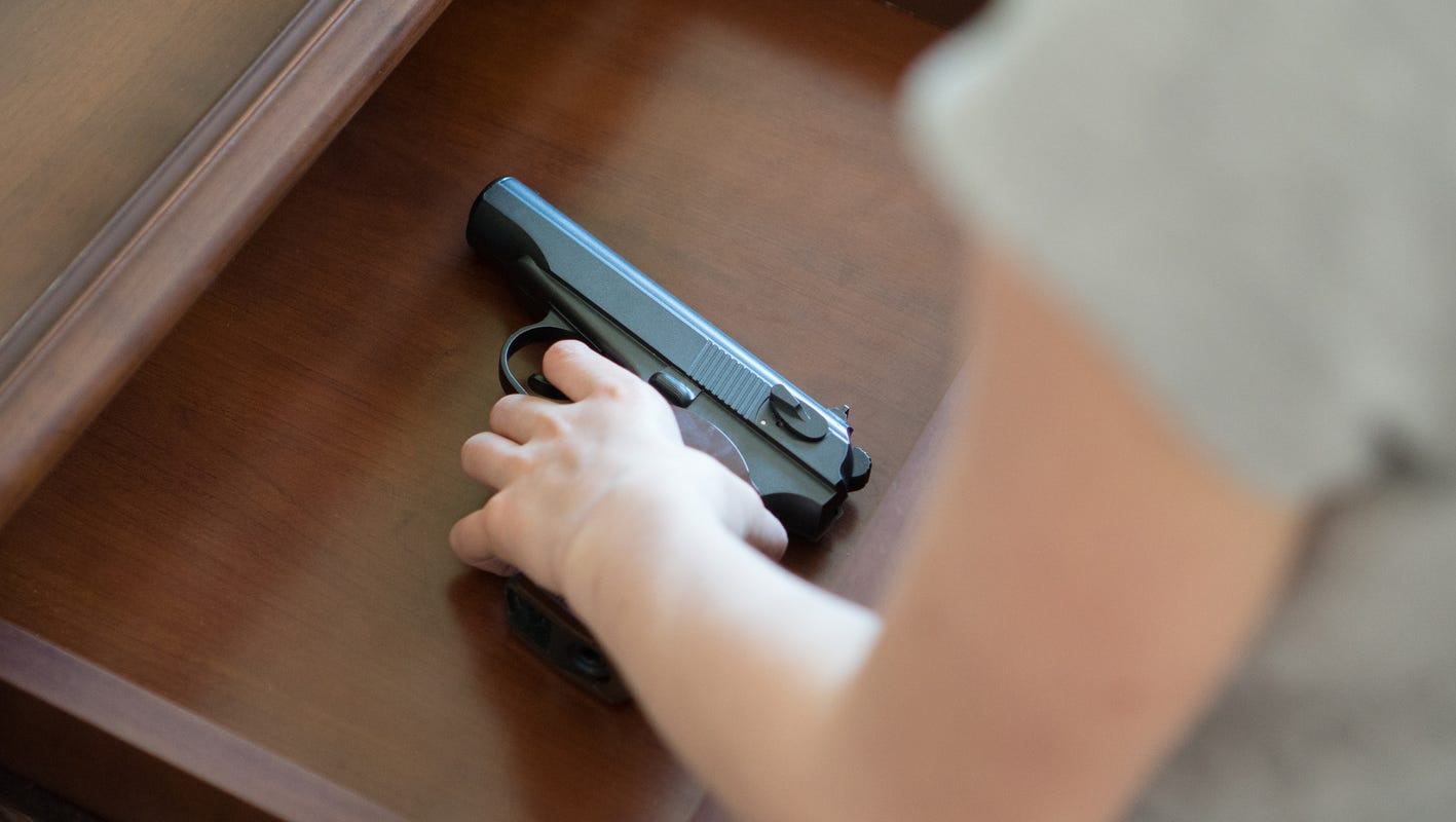Safest home for children is one without guns, child safety advocates say