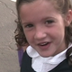 Dad documents 13 years of daughter's first day of school