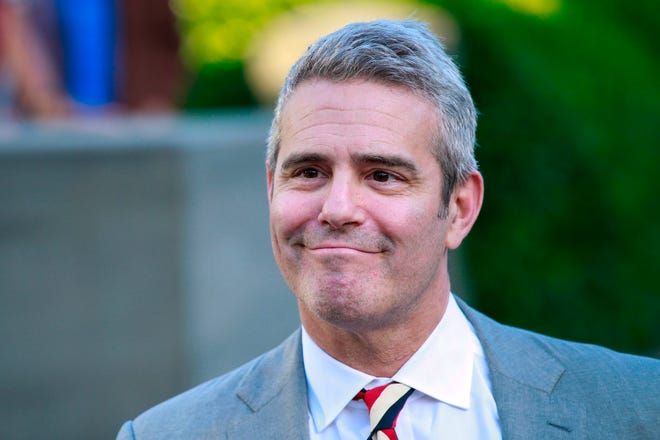 TV host Andy Cohen