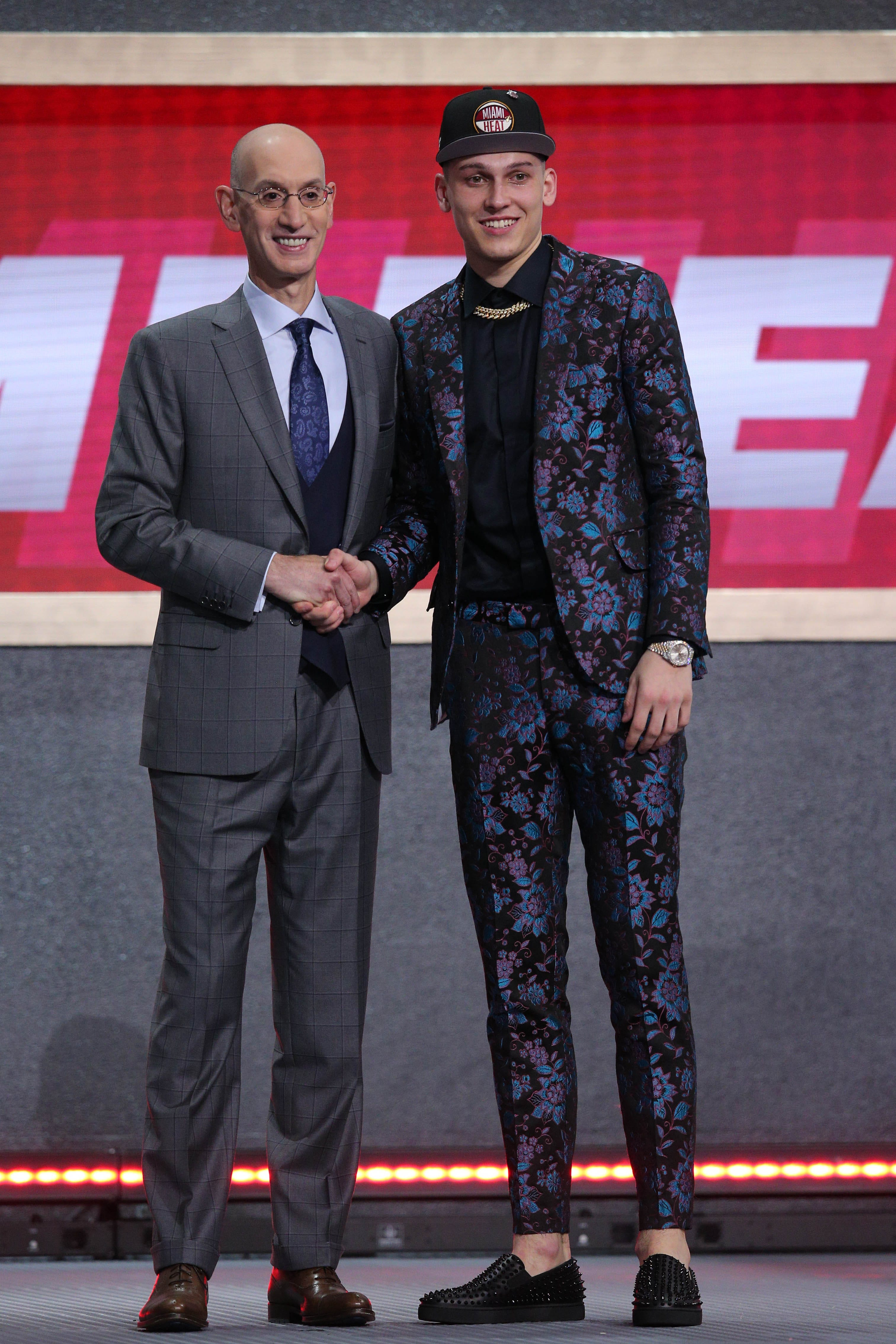 Nba Draft Best And Worst Dressed