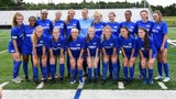Greenville girls react after North South All Star Soccer game