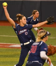 Megan Good and the USSSA Pride will play Chicago in the NPF Championship series starting Thursday, August 15.