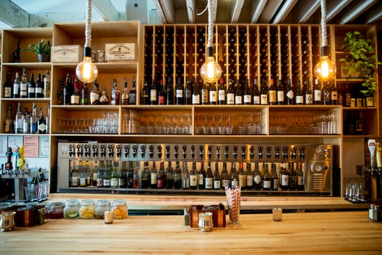 Ripple Wine Bar opened in April on West Pike Street in Covington.