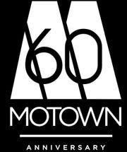 Motown 60th anniversary logo