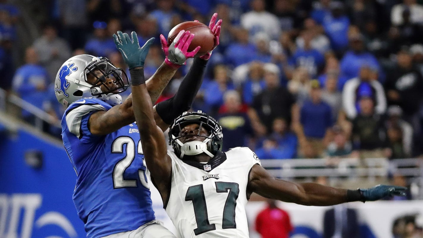 Detroit Lions' 2019 schedule: 5 toughest games of the year