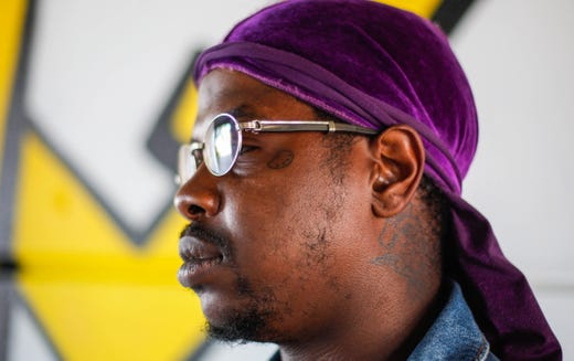 Sheefy McFly arrested by Detroit police — while working on mural for the city