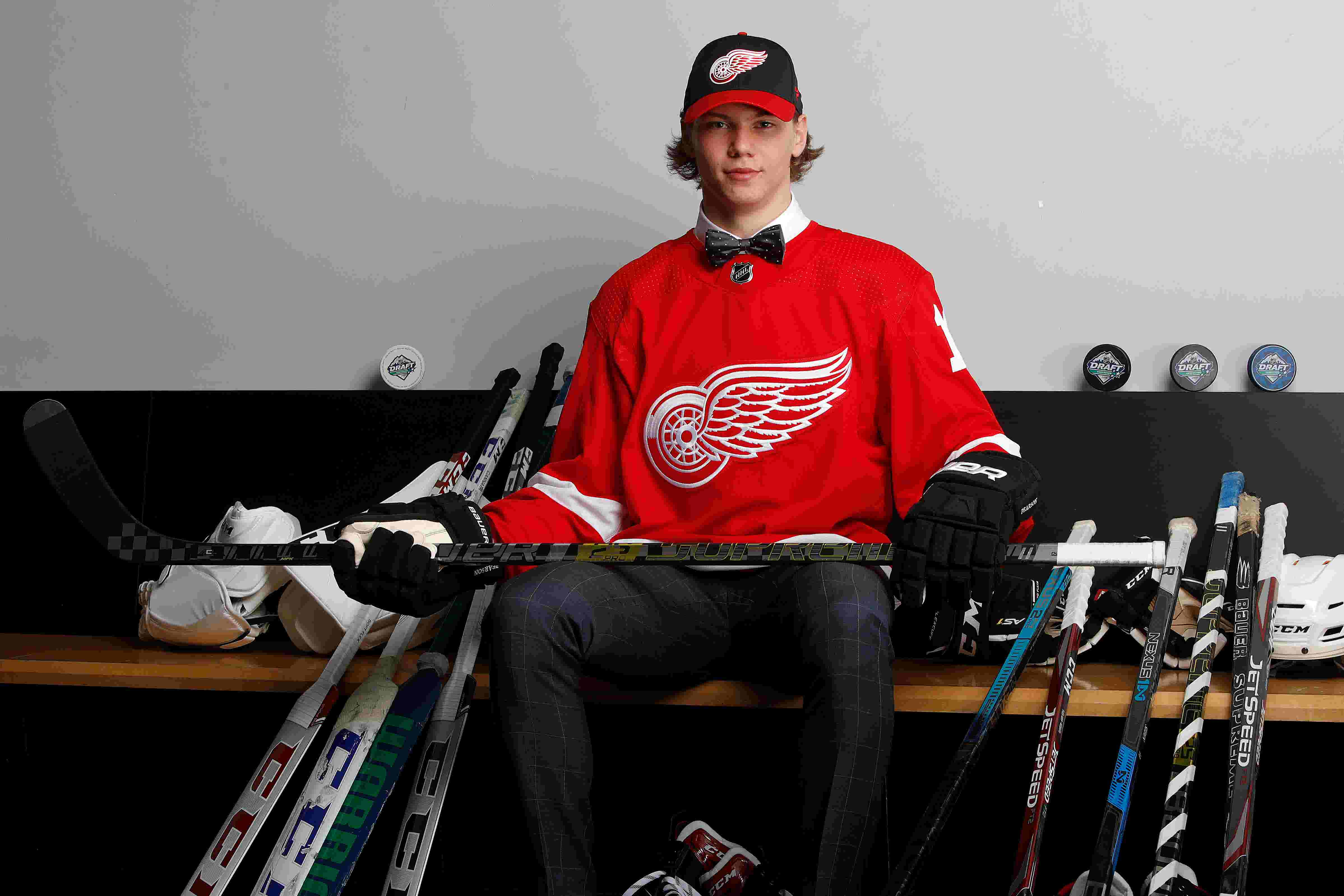 Detroit Red Wings are eager to see Moritz Seider in exhibitions: Here's why