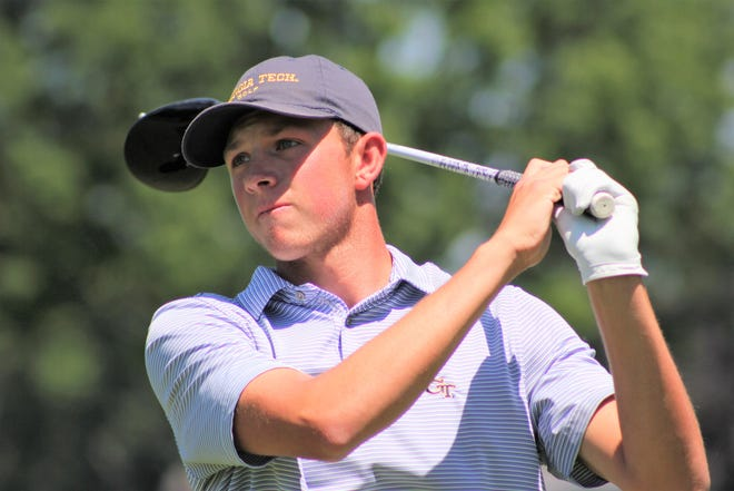 Ben Smith won the Michigan Amateur on Saturday.