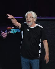 Bob Seger and The Silver Bullet Band 'Roll Me Away - Final Tour' at the DTE Energy Music Theater in Clarkston, Michigan on June 21, 2019.