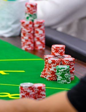 The Marco Island Kiwanis Clubs' 3rd Annual Texas Hold'em Poker Tournament is Jan. 22 at Marco Lutheran Church.